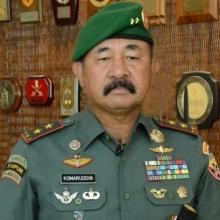 Mayjen TNI Komaruddin Simanjuntak, SIP, MSc.