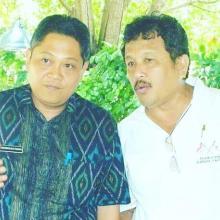 IB Rai Dharmawijaya Mantra dan AAN Gede Widiada