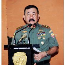 Mayjen TNI Komaruddin Simanjuntak, SIP., MSc