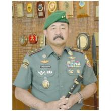 Mayjen TNI Komaruddin Simanjuntak. SIP., MSc