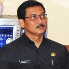 Cokorda Raka Darmawan, SH MSi