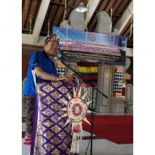 Prof. Drs. Ketut Widnya, MA, M.Phil, Ph.D