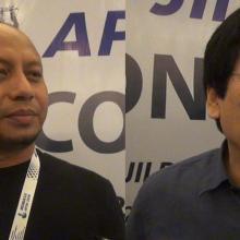 Jamalul Izza dan Ahmad M. Ramli