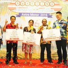 juara journalist competition