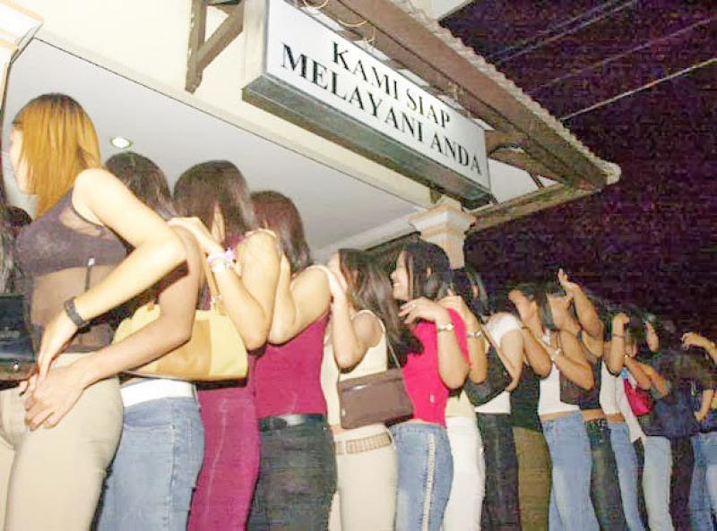 prostitusi