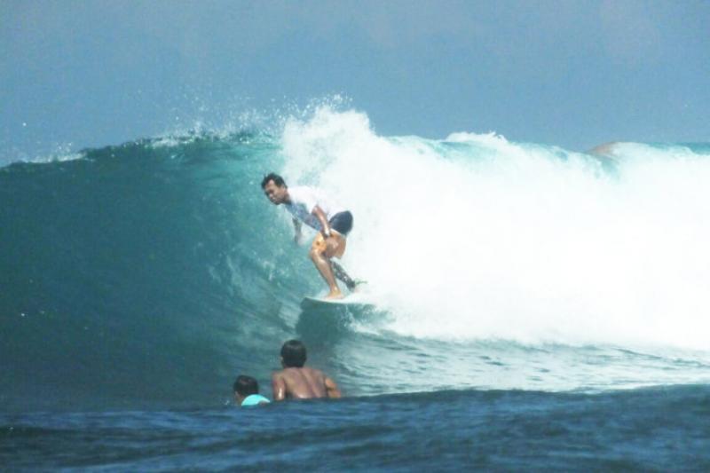 Sanur Surfing Contest