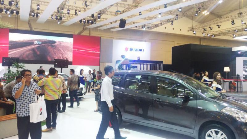 Booth Suzuki GIIAS 2017