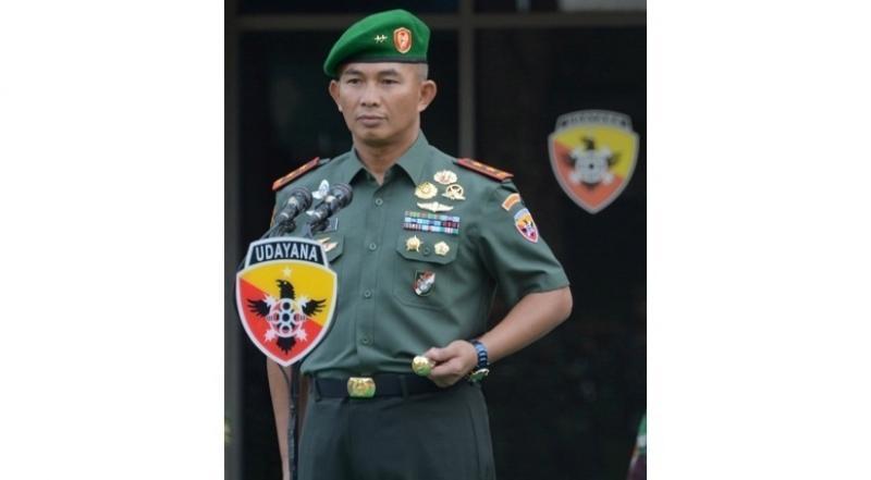 Mayjen TNI Benny Susianto, SIP