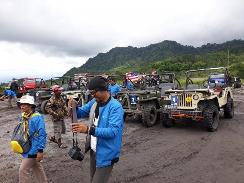 Gunung Merapi,