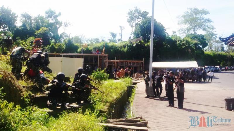 brimob Polda Bali