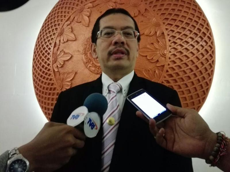Ketua STIKOM Bali, Dadang Hermawan