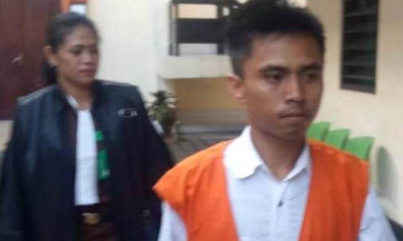 Setubuhi Bocah, Kolet Dituntut Sembilan Tahun Penjara
