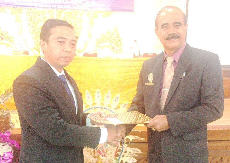 I Gde Surya Kurniawan SSTP, MSI