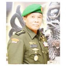 Kolonel Inf J Hotman Hutahaean, SSos.
