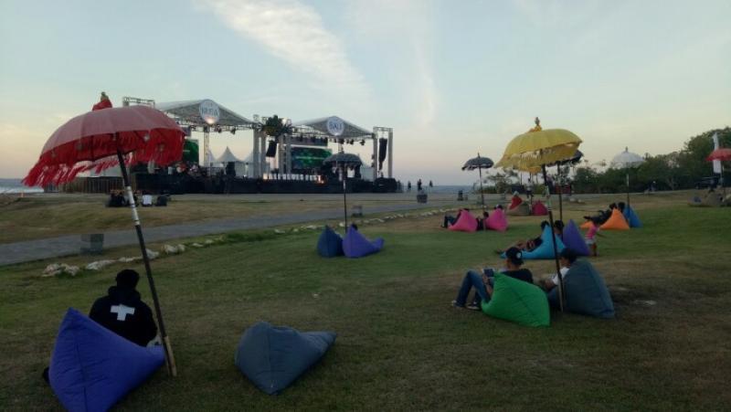 Bali Tribune / EVENT INTERNASIONAL- Bali Blues Festival menjadi salah satu event internasional yang digelar sebelum pandemi Covid-19
