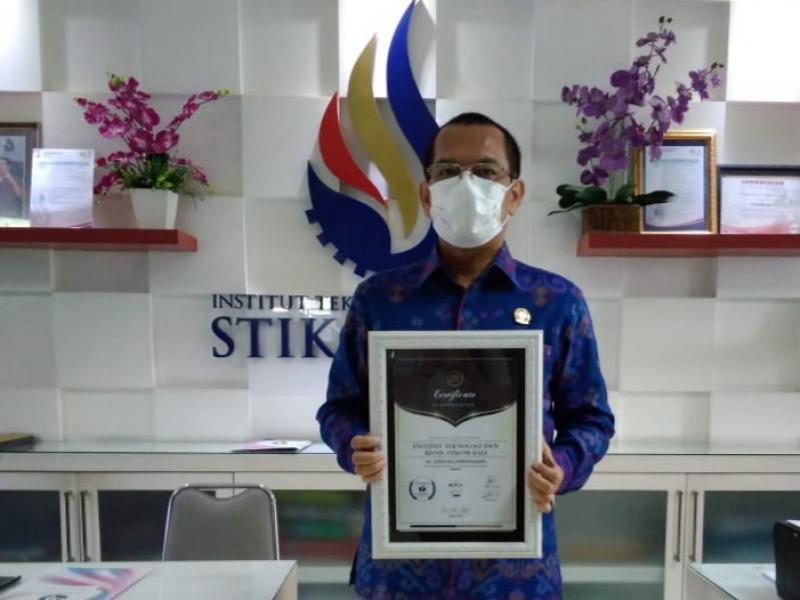 Itb Stikom Bali Raih Anugerah Pendidikan Indonesia Bali Tribune