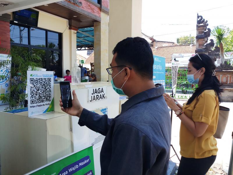 Lapak Asik Onsite Layanan Klaim Jht Di Kantor Cabang Tanpa Kontak Fisik Bali Tribune