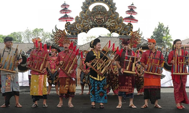 PKB Tingkat Kabupaten Karangasem Resmi Dibuka
