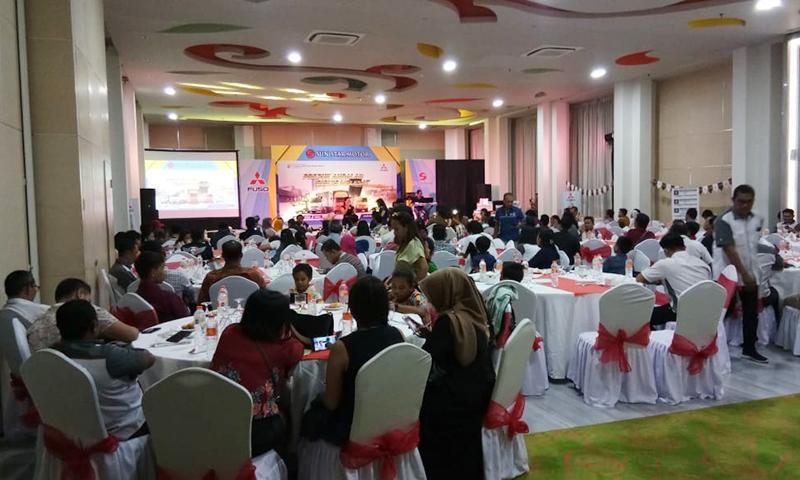 Sun Star Motor Bali Gelar Gathering untuk Konsumen Loyal