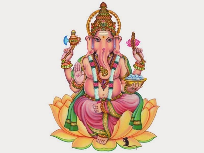 Mitologi 'Ganesha', Dewa Pengetahuan akan Kecerdasan dan ...