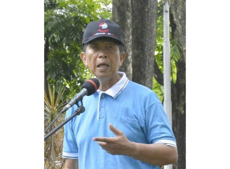 Gubernur Made Mangku Pastika